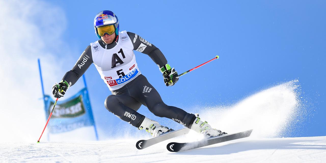 se préparer pour le ski